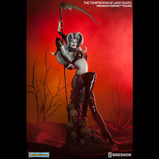 SIDESHOW The Temptation Of Lady Death Premium Format Figure Statue NEW SEALED