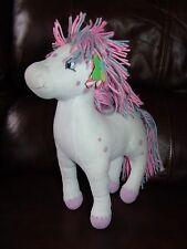 """Strawberry Shortcake Milkshake Milk Shake the Pony Horse Plush Doll 11"""""""