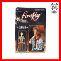 Hoban Washburne Action Figure FireFly Collectible Toy Age 14+ ReAction Funko