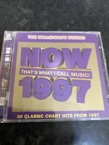 Various - Now That's What I Call Music! 1997 The Millennium Series (2 CD, 1999)
