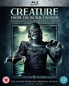 CREATURE FROM THE BLACK LAGOON COMPLETE [DVD][Region 2]