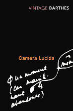 Camera Lucida: Reflections on Photography by Roland Barthes (Paperback, 1993)