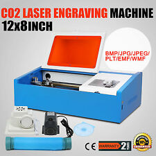 USB PORT LASER ENGRAVING MACHINE 40W PRINTER CO2 MACCHINA PER INCISIONE A LASER