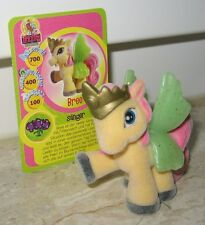 Filly Fairy Bree Sänger - neuwertig - mit Karte - Pferd - mit Flügeln