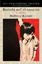 Bastard Out of Carolina: A Novel, Allison, Dorothy, Good Condition, Book