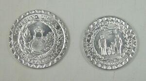 INDONESIA 5 10 Rupiah Coins 1979 UNC