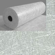 ROULEAU DE 95 M² DE MAT DE VERRE 300g. Pour résines polyester ou époxy.