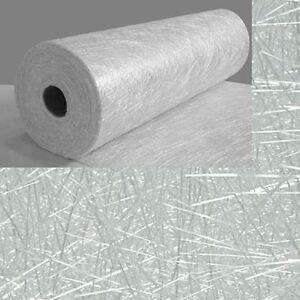 ROULEAU DE 95 M² DE MAT DE VERRE 300g. Pour résines polyester.