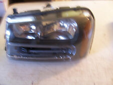 2005 CHEVY TRAILBLAZER LEFT HEADLIGHT OEM USED WEAR ORIG CHEVY 200 2 3 4 5 6 7 8