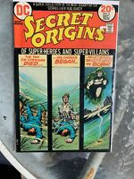 DC Comics Secret Origins #5 November Fine+