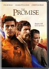 THE PROMISE (DVD) NEW WITH CHRISTIAN BALE INCLUDES 1ST CLASS SHIPPING~!