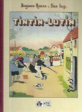 Benjamin Rabier Tintin Lutin tirage limité éditions La vache qui médite