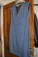 Women's classic dress NEW Size 14 Blue