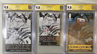 Redneck #1 | Gold, Silver & Ashcan | CGC 9.8 | Signed by Cates | (Image, 2017)