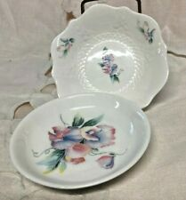 """Aynsley """"Little Sweetheart"""" Collection of Small Bowls 5"""" & 4 3/8"""" Diameter"""