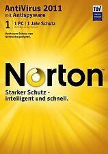 Norton Antivirus 2011 - 1 PC von Symantec | Software | Zustand gut