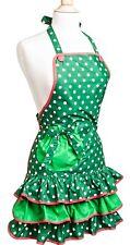 Flirty Aprons Women's Apron Holiday - Mistletoe