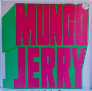 Mungo Jerry - Self Titled 1970 LP -  DNLS 3008