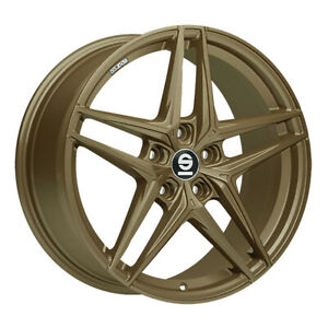 ALLOY WHEEL SPARCO RECORD LEXUS IS300H Staggered 8x18 5x114.3 ET 45 RALLY BR 0be