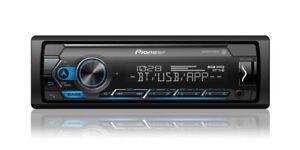 NEW Pioneer MVH-S320BT Single DIN MP3/WMA Digital Media Player Bluetooth MIXTRAX