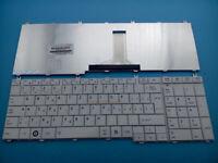 For Toshiba Satellite C650 C660 C660D C655D L670 L750D Slovakian Keyboard White