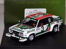 FIAT 131 ABARTH #3 ALEN SAFARI 1979 TROFEU 1415 1:43