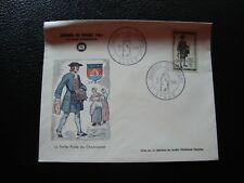 FRANCE - enveloppe 18/3/1961 (journee du timbre)  (B14) french