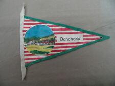 ECUSSON FANION TISSU DANCHARIA PAYS BASQUE  ANNEES 50 - 60 VINTAGE 50th 60th