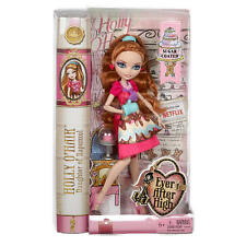 Ever After High Sugar Coated Holly O'Hair Daughter of Rapunzel  NIB