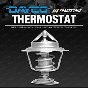 Dayco Thermostat for Nissan Pulsar N16 1.6L 1.8L 4cyl DOHC QG16DE QG18DE