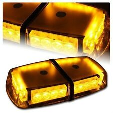 24 LED Mini LED Emergency Warning Lightbar Yellow Light bar Beacon Lighting