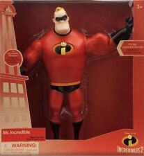 Disney Pixar Incredibles 2 Talking Mr Incredible Figure Doll BNIB
