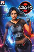 FALLEN ANGELS #1 Shannon Maer Varaint Marvel Comics 1st Print New NM LTD 3000