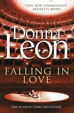 Falling in Love | Donna Leon (2016, Taschenbuch, Englisch)