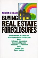 Buying Real Estate Foreclosures-ExLibrary