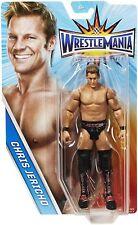 "WWE Wrestlemania Action Figure 6 1/2"" Chris Jericho New 2016"