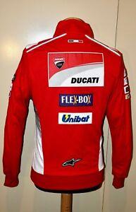 2018 Ducati Motogp Team Issue Sweatshirt Dovizioso 04 Lorenzo 99 Amazing.