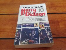 JEAN RAY   HARRY DICKSON  10 MARABOUT 371 1971
