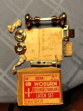 Russwin Woburn Tubular Passage Latch set   Polished Brass NEW