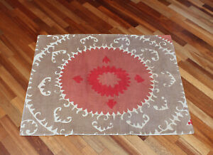 """Pillow Cover Suzani Pillow VINTAGE 27.17"""" x 33.86"""" FAST Shipment With UPS 11308"""