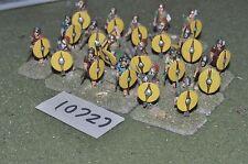 25mm roman velites 20 figures (10727)