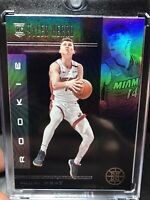 Tyler Herro 2019-20 Panini Illusions Black Sapphire SSP Rookie Card RC Heat 🔥🔥
