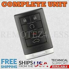Replacement for Cadillac CTS Escalade STS Keyless Entry Remote Car Key Fob