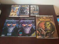 Blizzard Strategy Guide/Manga Lot