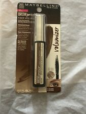 Maybelline Brow Precise Fiber Volumizer. 265 AUBURN. .27 Fl Oz. New and Sealed