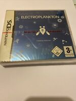 🥰 jeu electroplankton nintendo DS neuf sous blister red line 2ds / 3ds / xl
