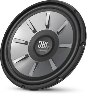 """NEW JBL STAGE 1010 225W RMS 10"""" Single Voice Coil, 4-ohm Car Audio Subwoofer"""