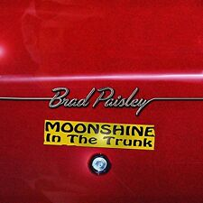 Moonshine In The Trunk - Brad Paisley (2014, CD NEUF)