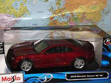 1/18 2010 Chevrolet Camaro Ss Rs Maisto Special Edition Pressofuso Marca