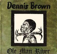 "DENNIS BROWN ole man river MPC DB2 uk maccabees 12"" PS VG/EX"